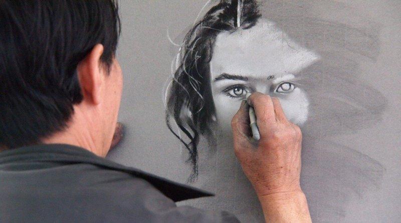 """Выставка живописи и графики """"Очей очарованье"""""""