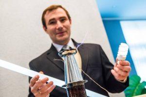 Ніч Науки в Харкові: Енергоефективність
