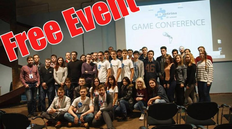 Doctrina Game Conference #4