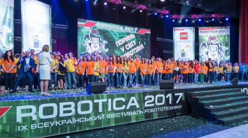LEGO-турніру з робототехніки ROBOfirst в Харкові