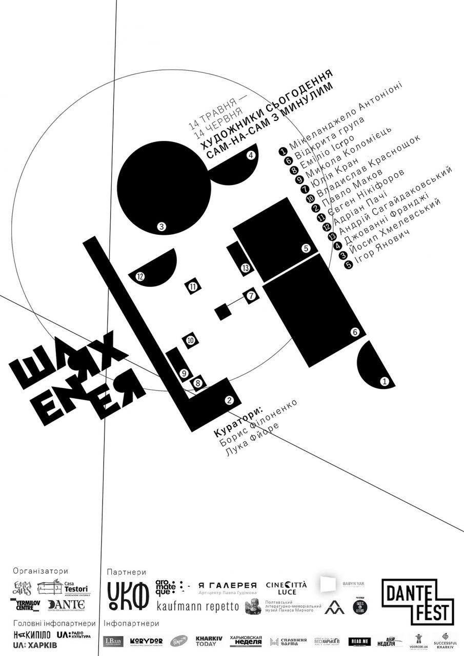 Украинско-итальянский выставочный проект «Путь Энея»