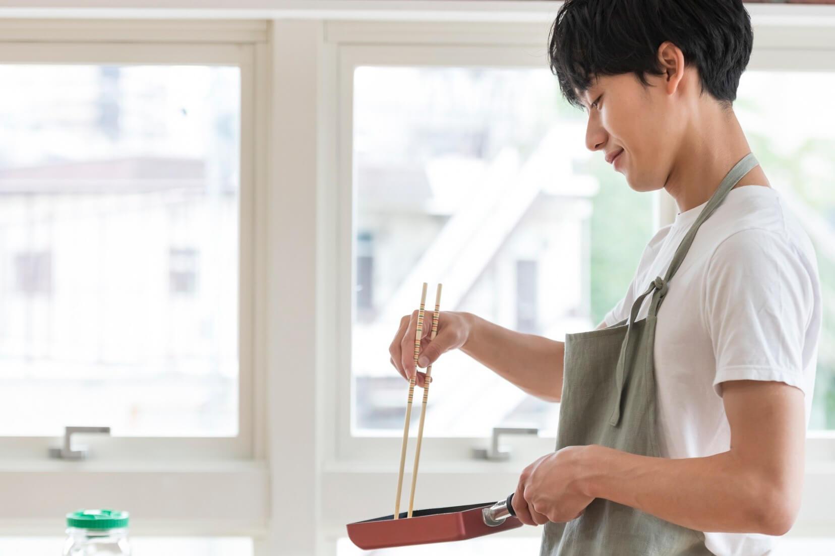 5 простих у приготуванні японських страв