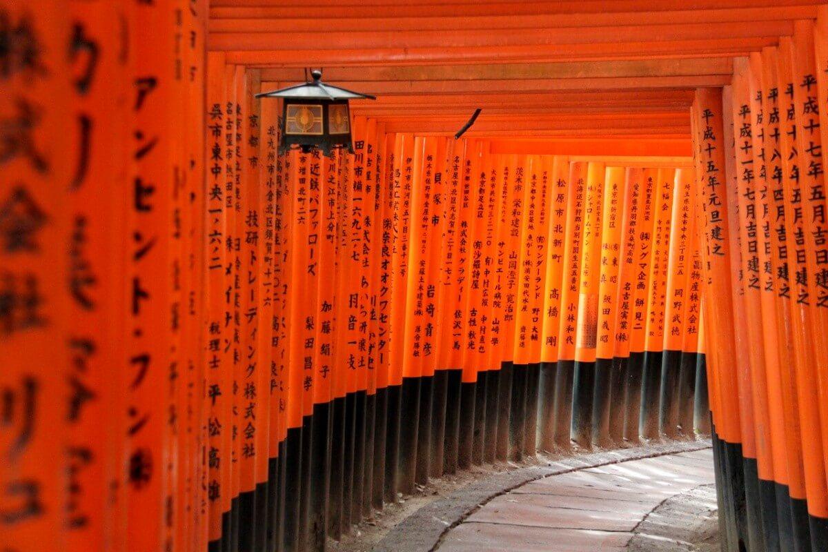 5 головних визначних пам'яток Кіото