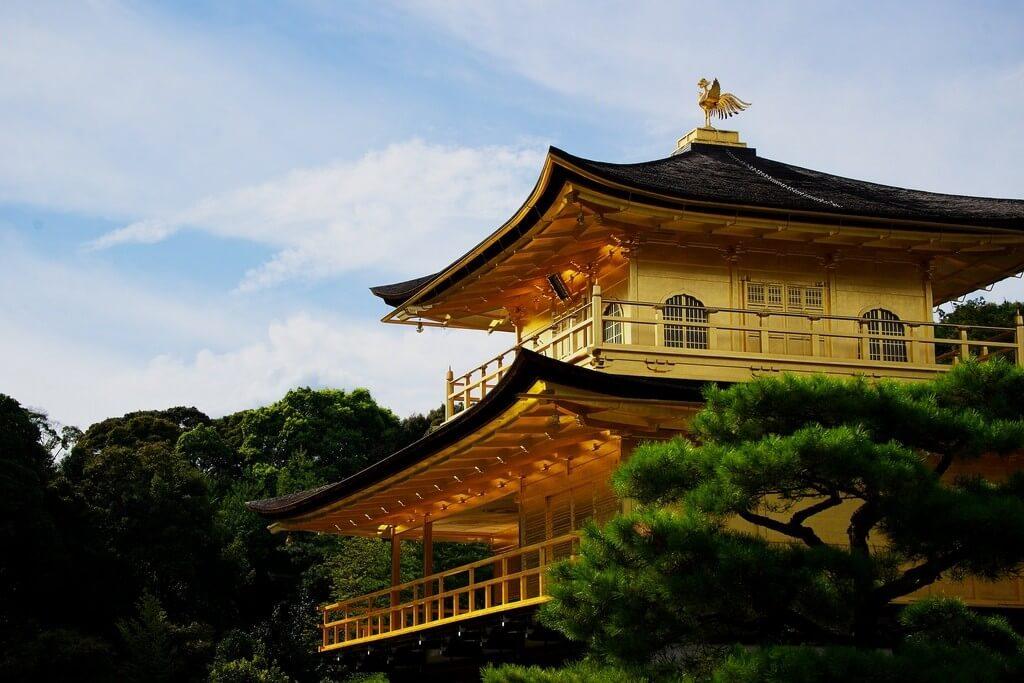 5 главных достопримечательностей Киото