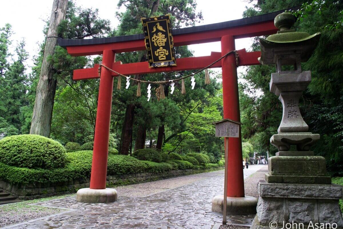 Мияги: страна истории самураев