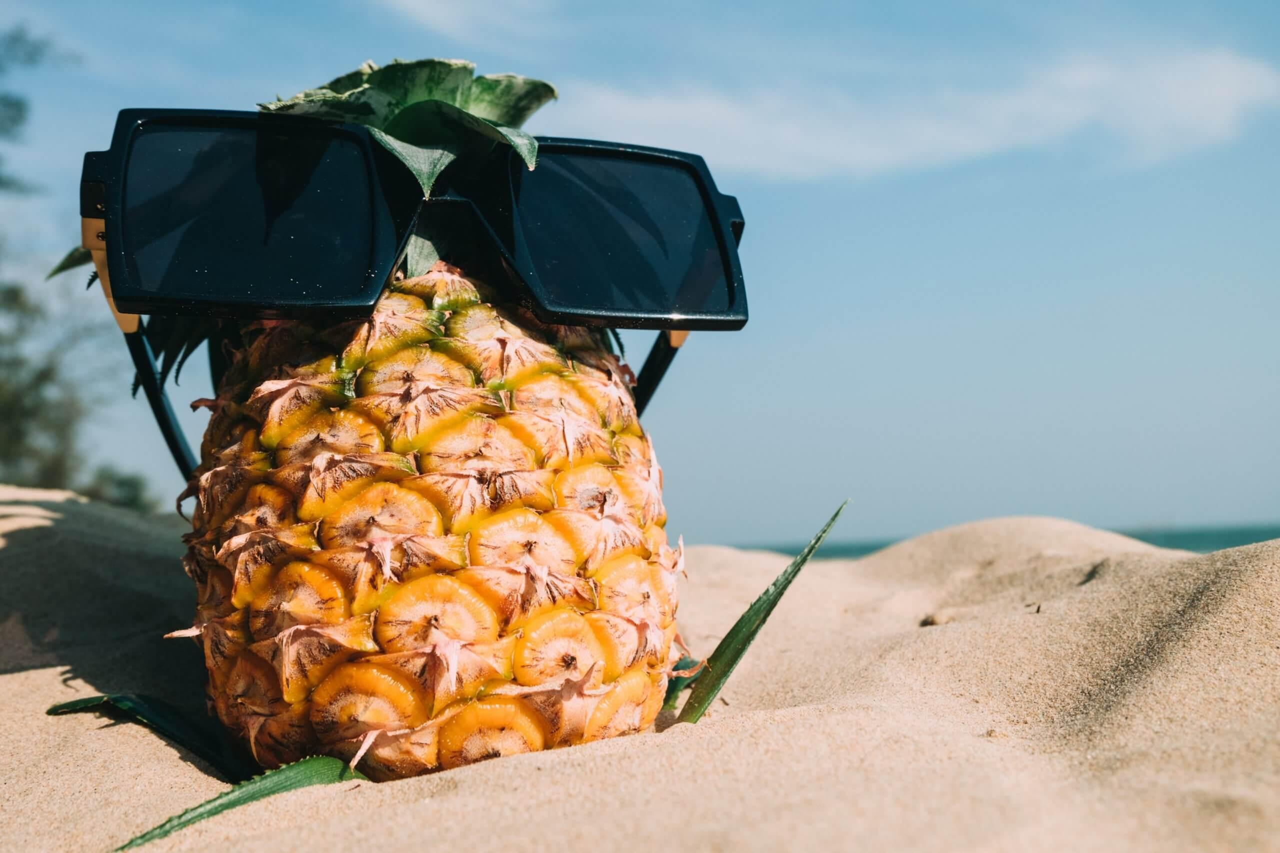 Как провести день на пляже