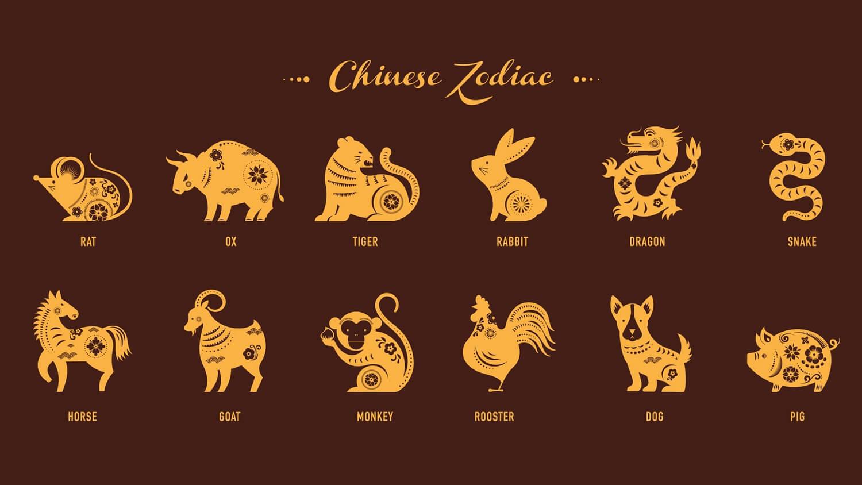 12 китайских знаков зодиака и их происхождение