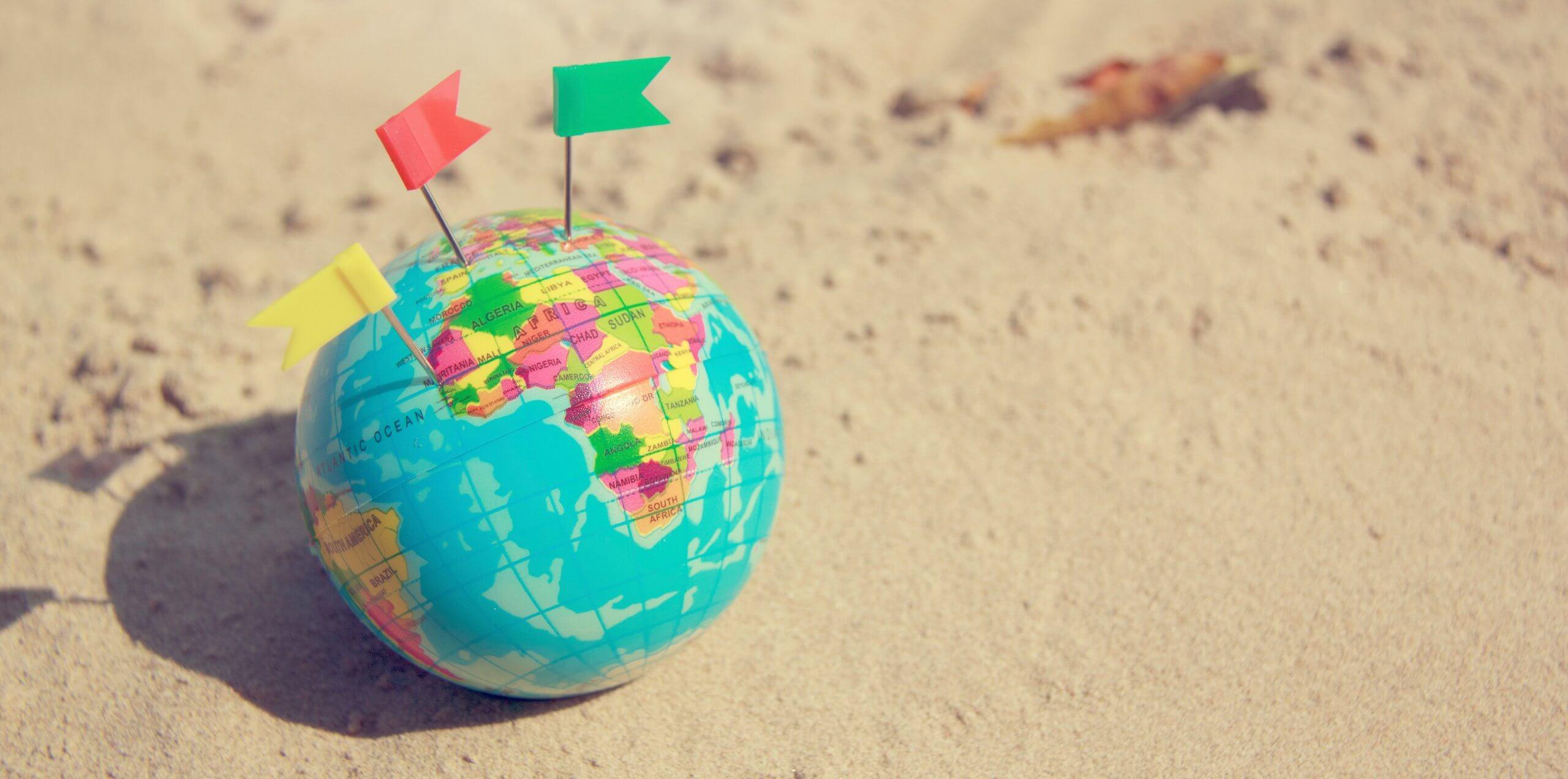 Топ 3 рабочих места, которые позволят вам путешествовать по миру