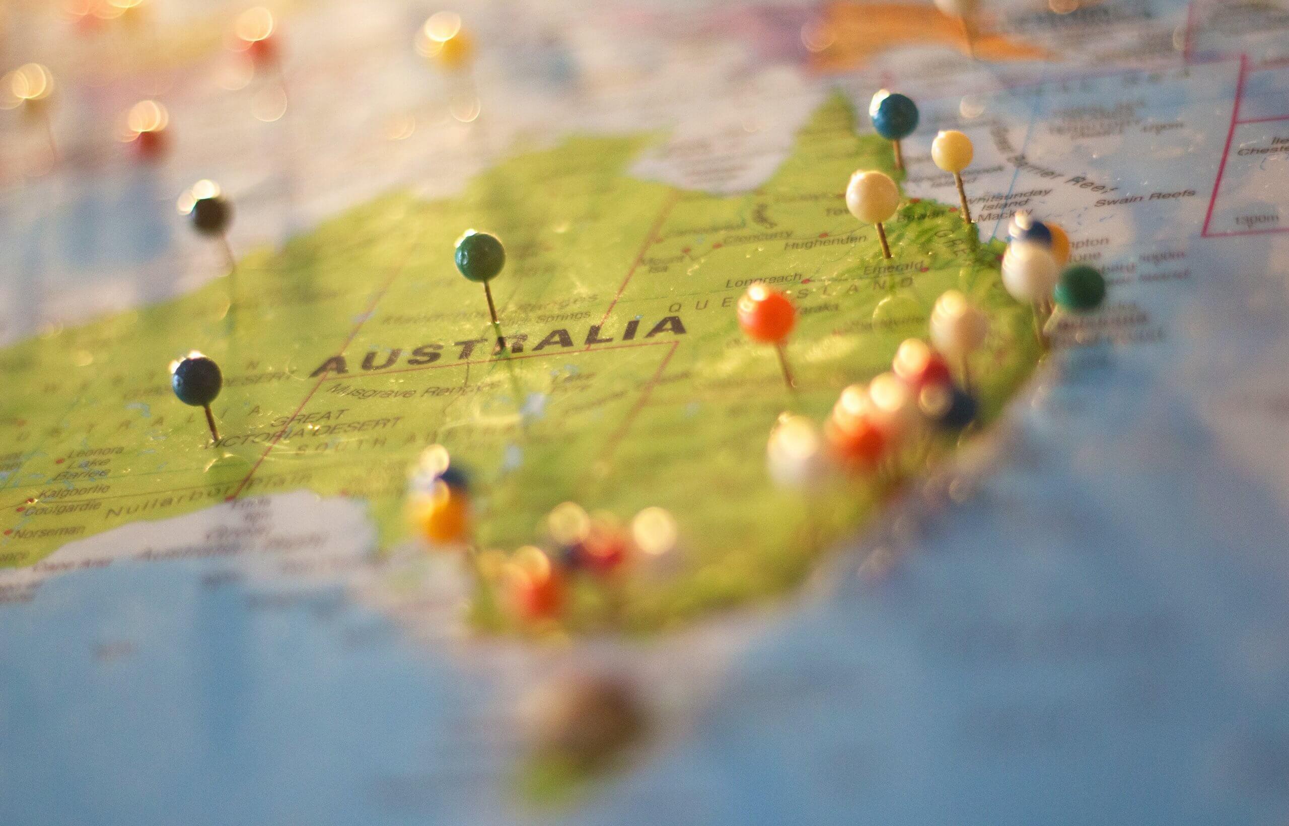 10 природних чудес Австралії