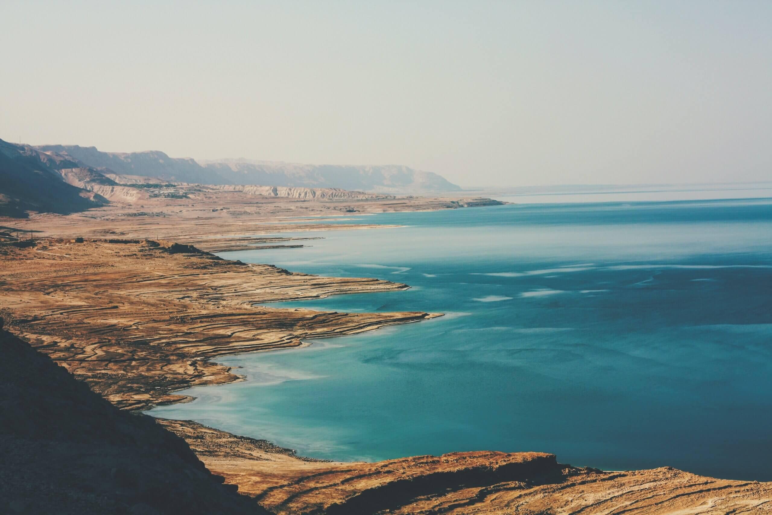 цікаві факти мертве море